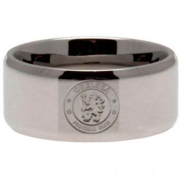 Chelsea FC Band Ring - Medium